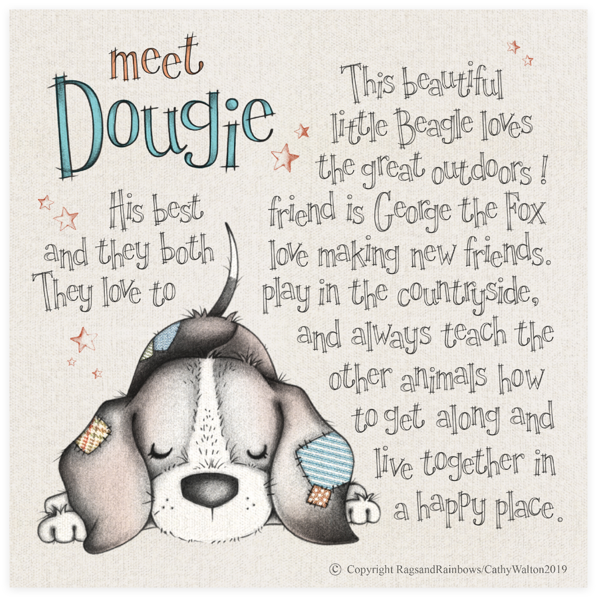 Dougie the Beagle