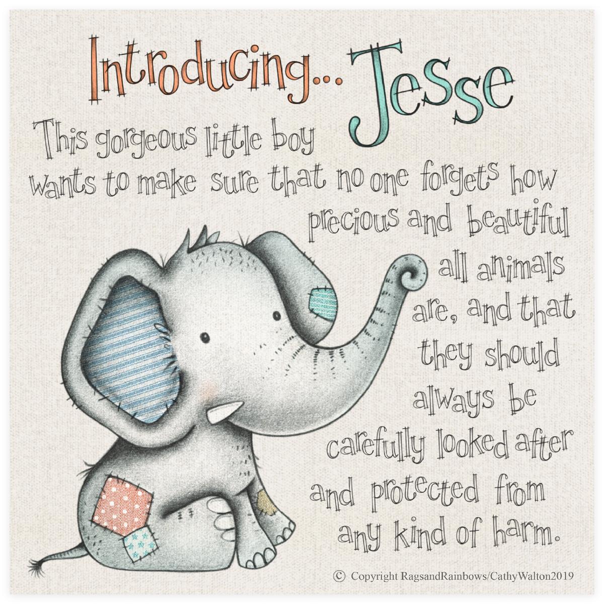 Jesse the Elephant