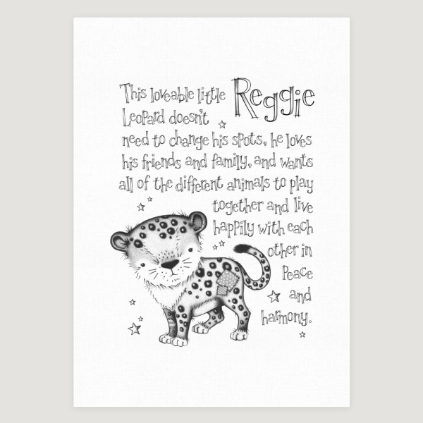 Little Leopard Story Mono