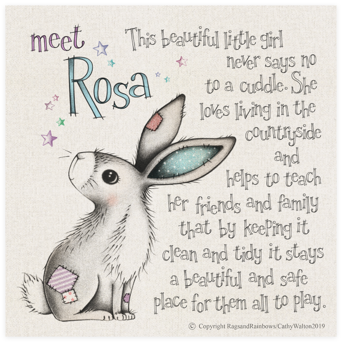 Rosa the Rabbit