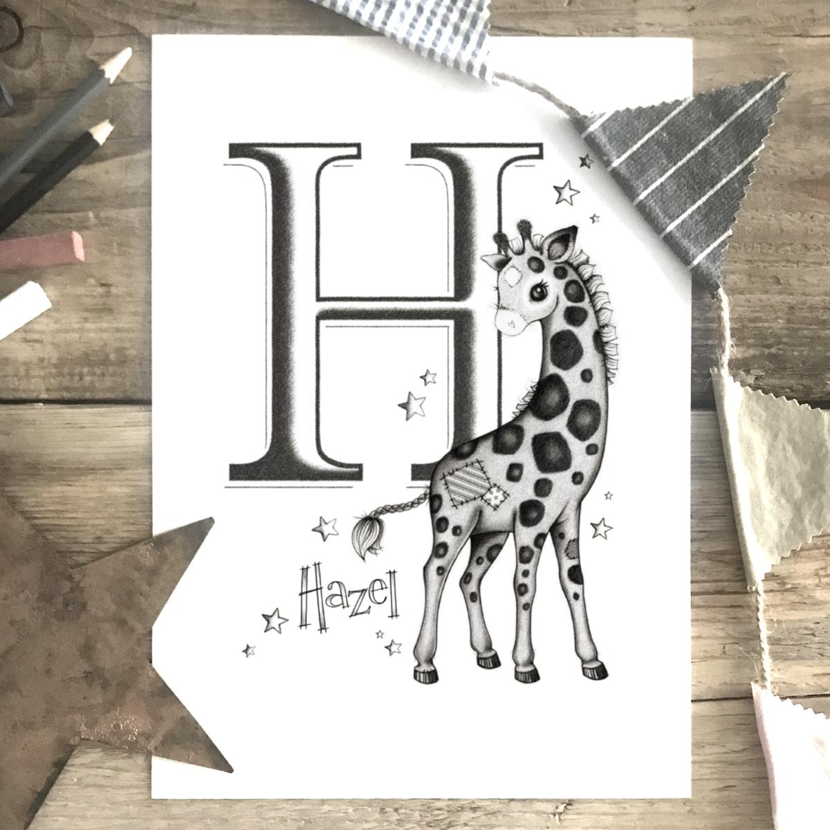 Giraffe Initial Mono