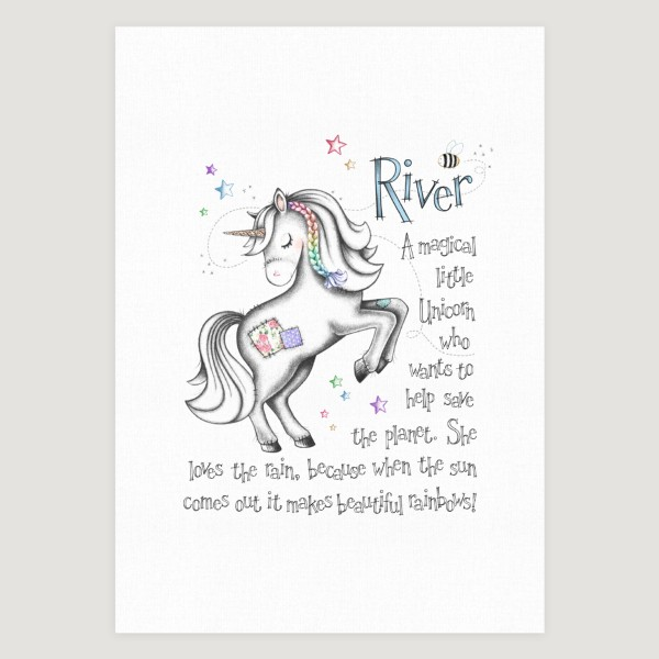 Little Unicorn Story Rainbow