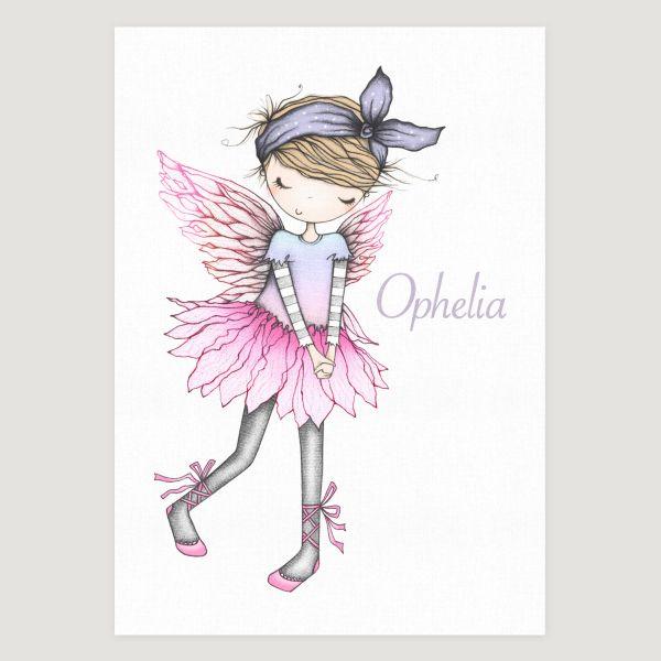 hand clasp fairy