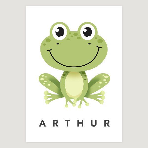 Frog white soft